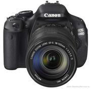 Máy ảnh Canon Canon EOS 600D ống kính (EF S18-55IS)