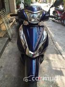 Honda Motorcycles Lead tay ga  2013