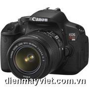 Canon EOS 650D / EOS Rebel T4i (EF-S 18-55mm F3.5-5.6 IS II) Lens Kit  (Chính Hã...