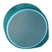 Loa Bluetooth Logitech X100 Cyan/Green Grill