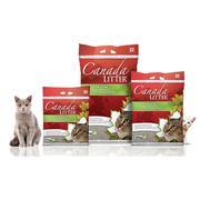 Cát vệ sinh cho mèo Canada Litter 12kg-CanadaLitter12