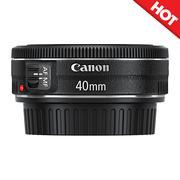 Ống kính Canon EF 40mm f/2.8 STM Đen