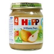 Dinh dưỡng đóng lọ Hipp Lê William 125g