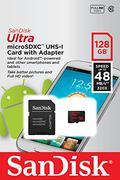 Thẻ nhớ Micro SD Sandisk Ultra 128g (48mb/s)