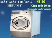 Máy giặt thương hiệu Mỹ HE 40