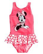 Áo Bơi H&M Mickey hồng đỏ size 6-8,8-10