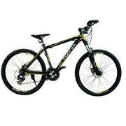 Xe đạp địa hình Fornix - nhôm - FB024 - Đen vàng