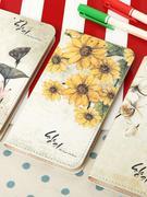 Ốp lưng điện thoại Hàn Quốc: Ecoskin (Flip2 Flower diary case)
