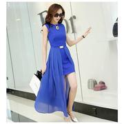 Đầm suông phối váy voan rời - GS: 160 - DV2409