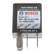 Rơ le ô tô Bosch 0986AH0300