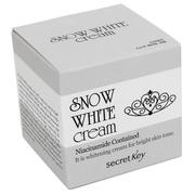 Kem dưỡng trắng da 4 trong 1 Secret Key Snow White Cream 50g