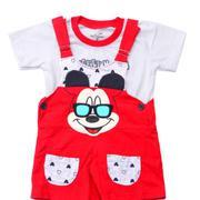 Bộ Thun Yếm Bé Trai Mickey
