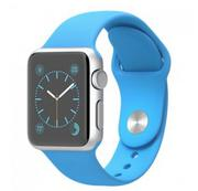 Apple Watch Sport 38mm Silver Aluminum Case Blue Sport Band - Hàng FPT