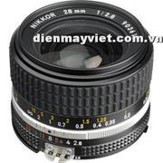 Nikon NIKKOR 28mm f/2.8 AIS Manual Focus Lens Imported     Mfr# 1420