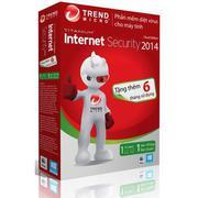 Phần mềm diệt virus Trend Micro Titanium Security 2014