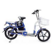 Xe đạp điện i-CITY S Xanh