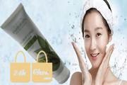 Sữa rửa mặt Trà Xanh Avon - Naturals