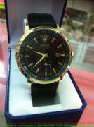 Đồng hồ nam dây da kim quay phong cách sang trọng DHNN93