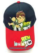 Mũ lưỡi trai Ben10 size 4-9 tuổi