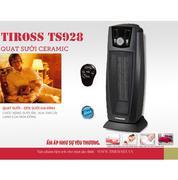 Quạt sưởi điện ceramic, kèm quạt thổi gió sưởi Tiross (TS-928)