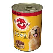 Thức ăn cho chó lớn lon 400g vị bò-9310022726408