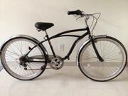 Xe đạp bãi biển