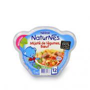 Cháo bát Nestle (bò rau củ) (230g) (12m+)