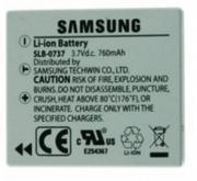 Pin Samsung SLB 0737