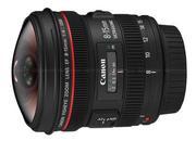 Lens Canon EF 8-15mm F4 L USM Hàng Chính Hãng