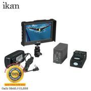 ikan VL5 Deluxe On-camera Monitor Kit (Panasonic Battery)   ■ Mfr # VL5-P-DK