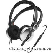 Tai nghe Sennheiser Amperior On-Ear Stereo Headphones with Mic/Remote (Silver)