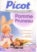 Bột ăn dặm Picot vị táo và mận ( cho bé 4 tháng trở lên )