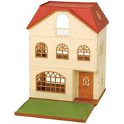 Bộ đồ chơi biệt thự 3 tầng Sylvania