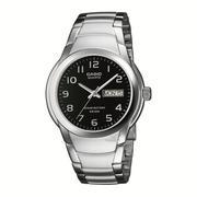 Đồng hồ nam dây thép không gỉ Casio MTP-1229D-1AVDF (bạc)