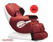 Ghế Massage Toàn Thân Maxcare Max-686