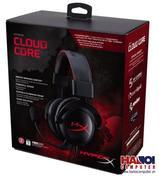 Tai nghe Kingston HyperX Cloud Core Gaming Black (KHX-HSCC-BK-FR)