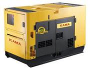 Máy phát điện KAMA KDE 15T3