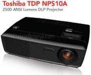 Máy Chiếu Toshiba NPS10A
