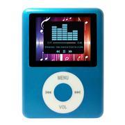 Máy nghe nhạc MP4 Nano (Xanh dương)
