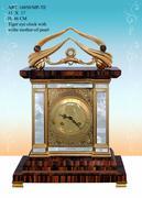 Đồng hồ treo tường chế tác tại Italy - Mother of Pearl SQ.Clock