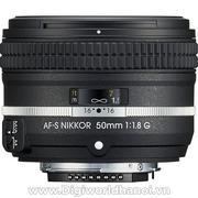 Nikon AF S 50mm f/1.8G Special Edition - Hàng VIC
