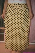 Váy chốn nắng chấm bi đáng iu VACN2