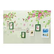 Bộ khung ảnh treo tường nụ tầm xuân BinBin KA26 (Nhiều màu)
