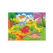 GIA ĐÌNH KHỦNG LONG  Puzzle A4-108