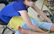 Dịch Vụ Massge Foot Hoặc Trà Gót Chân Tại Spa Lê Dung