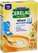 Bột ăn dặm Nestle (lúa mỳ) (200g) (6m+)