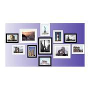 Bộ khung ảnh treo tường BinBin KA005 (Nhiều màu)