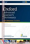 Oxford Advanced Learners Dictionary - Song ngữ Anh - Việt. ( bìa cứng )