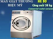 Máy giặt thương hiệu Mỹ HE 80