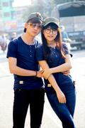 Thun Couple Trơn Logo